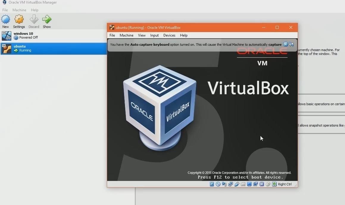 install Ubuntu on Windows 10