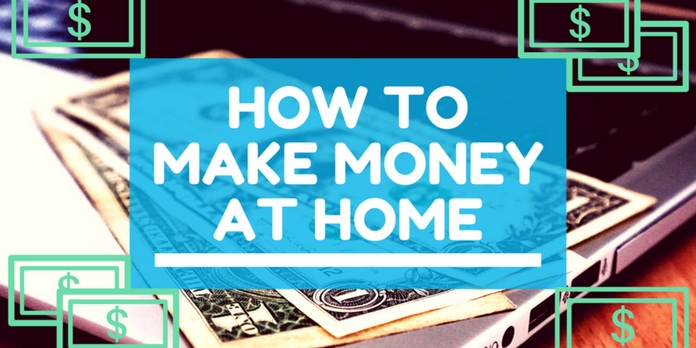How To Make Money At Home Online For Free